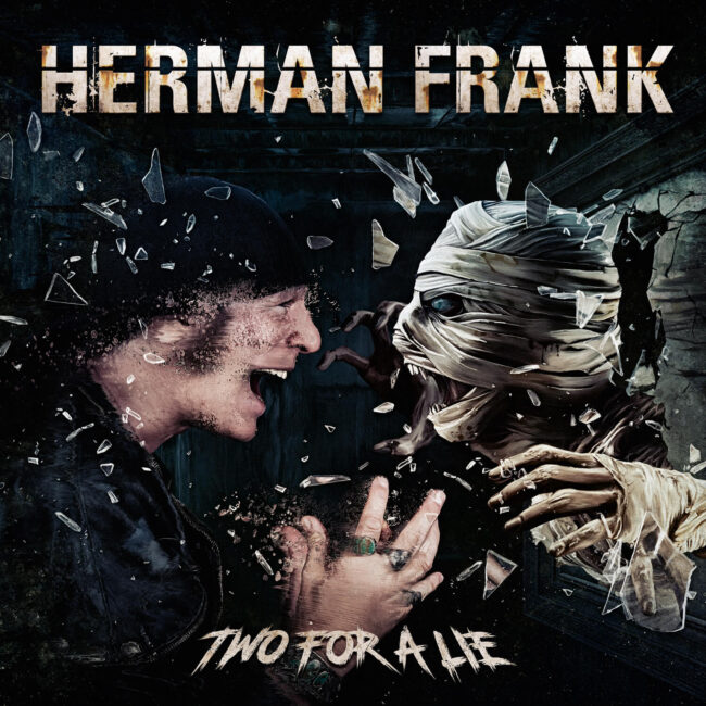 Review – HERMAN FRANK – 'Two For A Lie'.