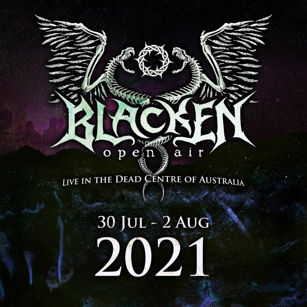 BLACKEN OPEN AIR 2021 – Full lineup released.