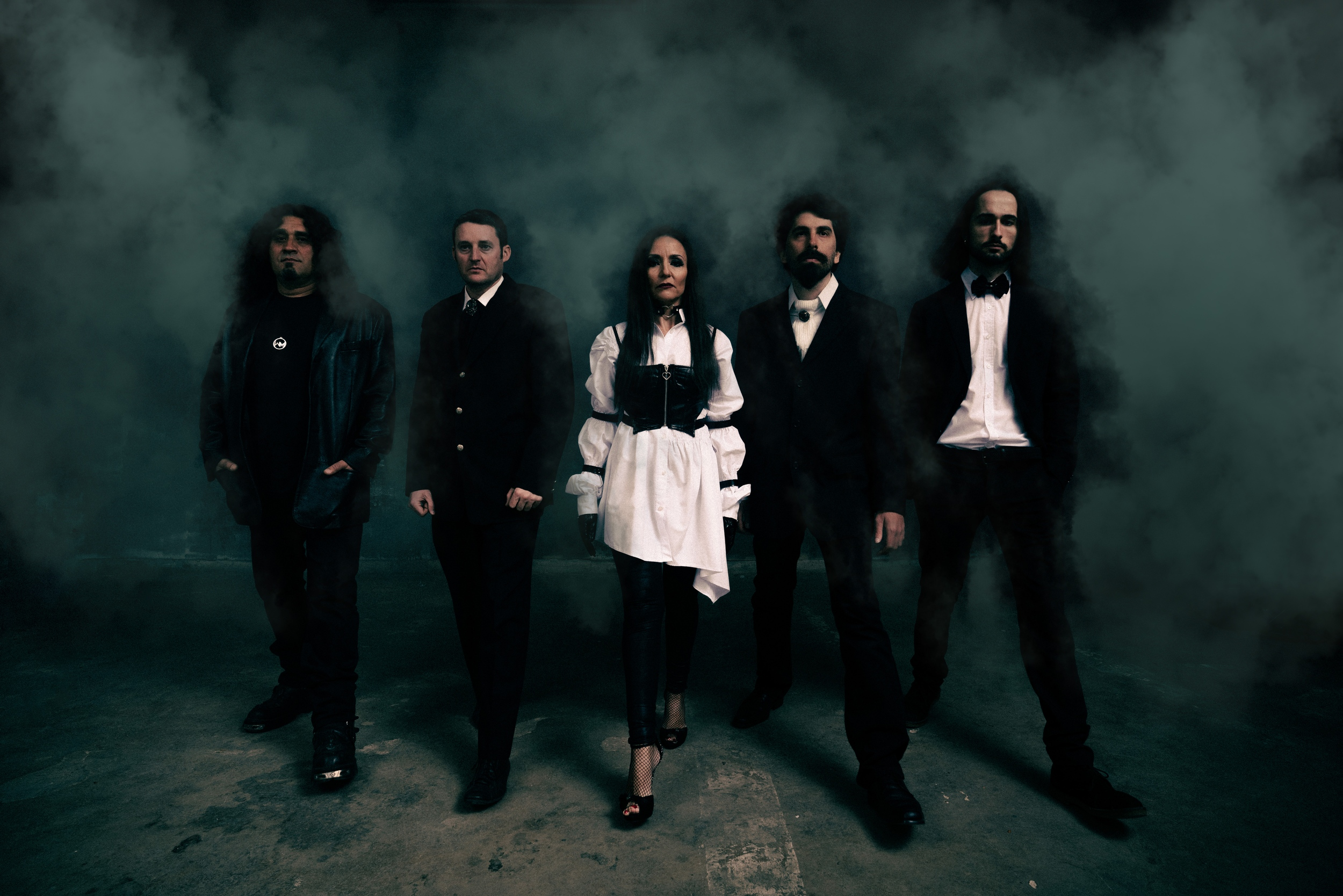 METALWINGS interview. New album, 'A Whole New World', out now.