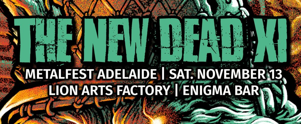 THE NEW DEAD XI announced. Check for details.