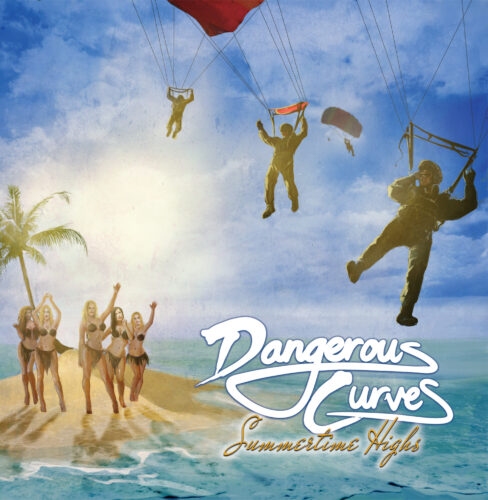 Review – DANGEROUS CURVES – 'Summertime Highs'.