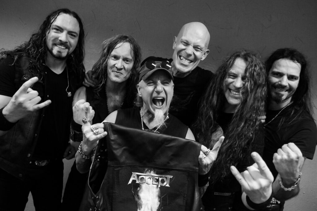 ACCEPT interview online. New album out soon.