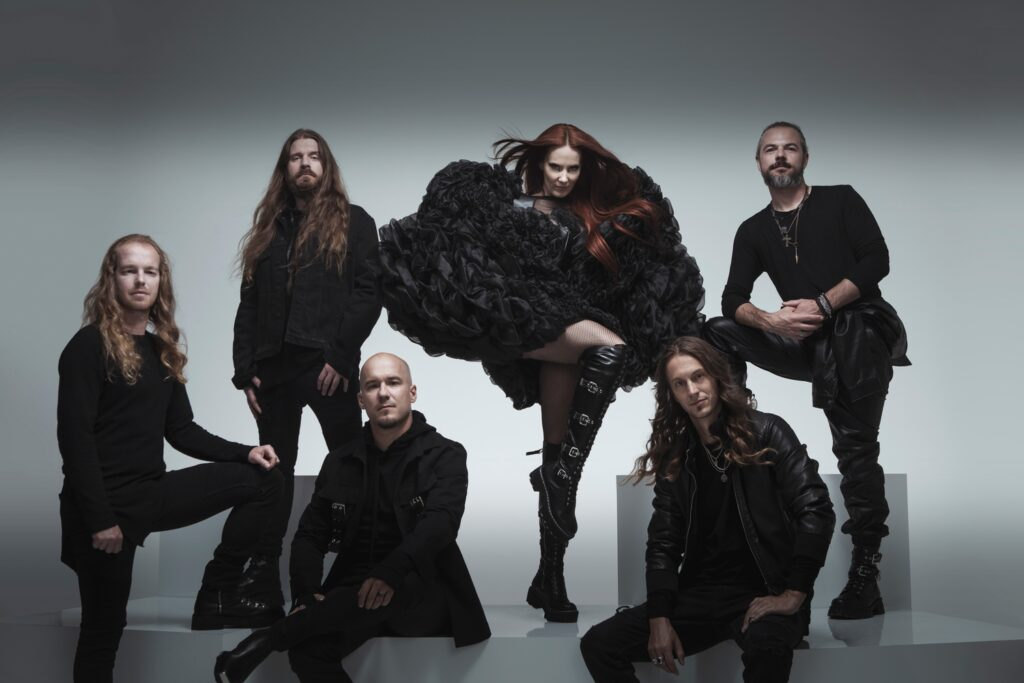 EPICA interview online. New album, 'Omega', out Feb 26th.