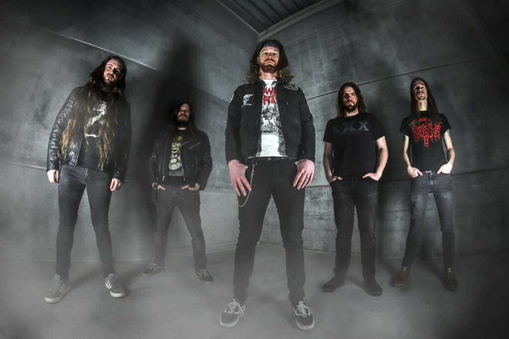 PRIMAL CREATION to release 2nd album Friday 16th April, 2021.