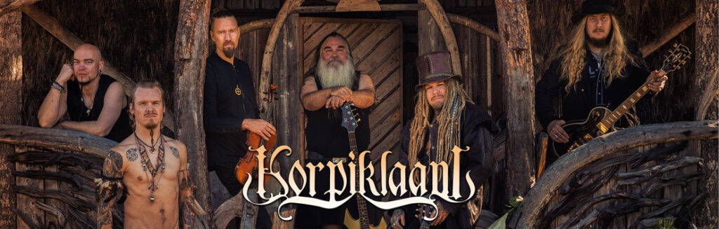 KORPIKLAANI interview online. New album out Friday 5th Feb.