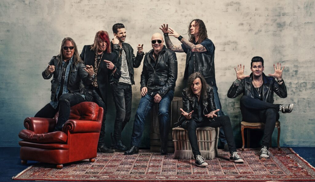 HELLOWEEN interview. New album out on June 18th, 2021.