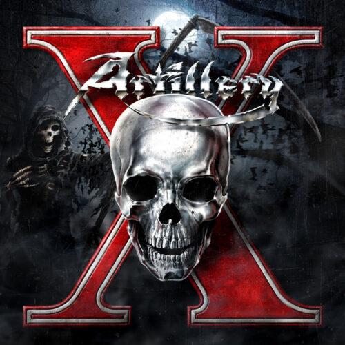 Review – ARTILLERY – 'X'