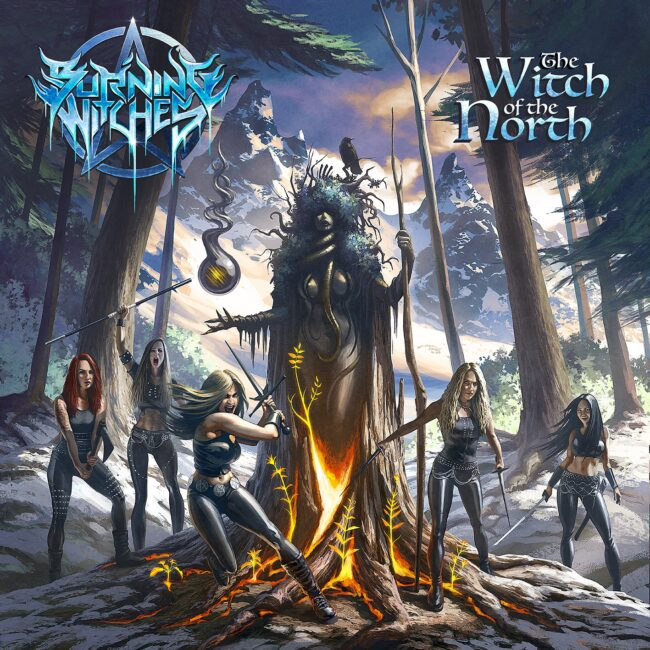 Review – BURNING WITCHES – 'The Witch Of The North'.
