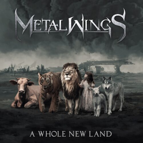 Review – METALWINGS – 'A Whole New World'