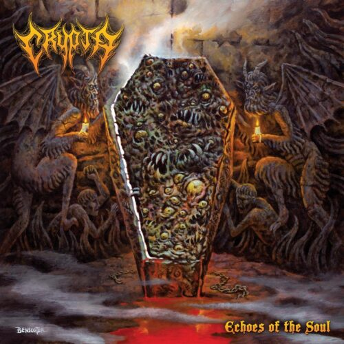 Review – CRYPTA – 'Echoes Of The Soul'.