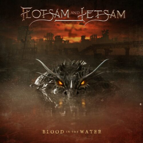 Review – FLOTSAM AND JETSAM – 'Blood In The Water'.