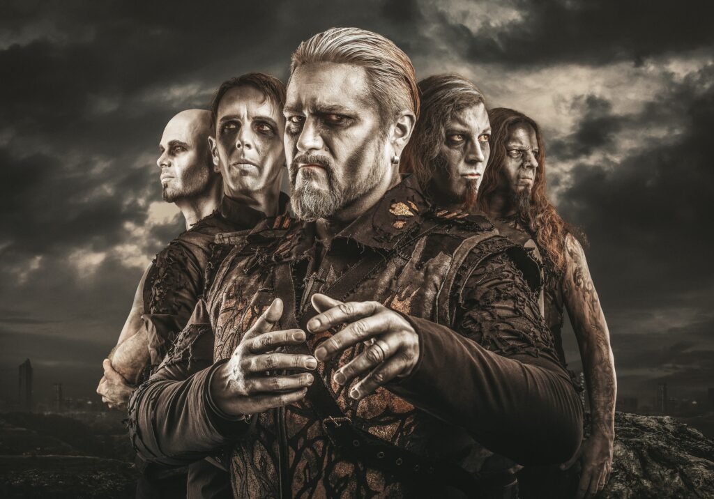 POWERWOLF interview. New album out July 16th, 2021.