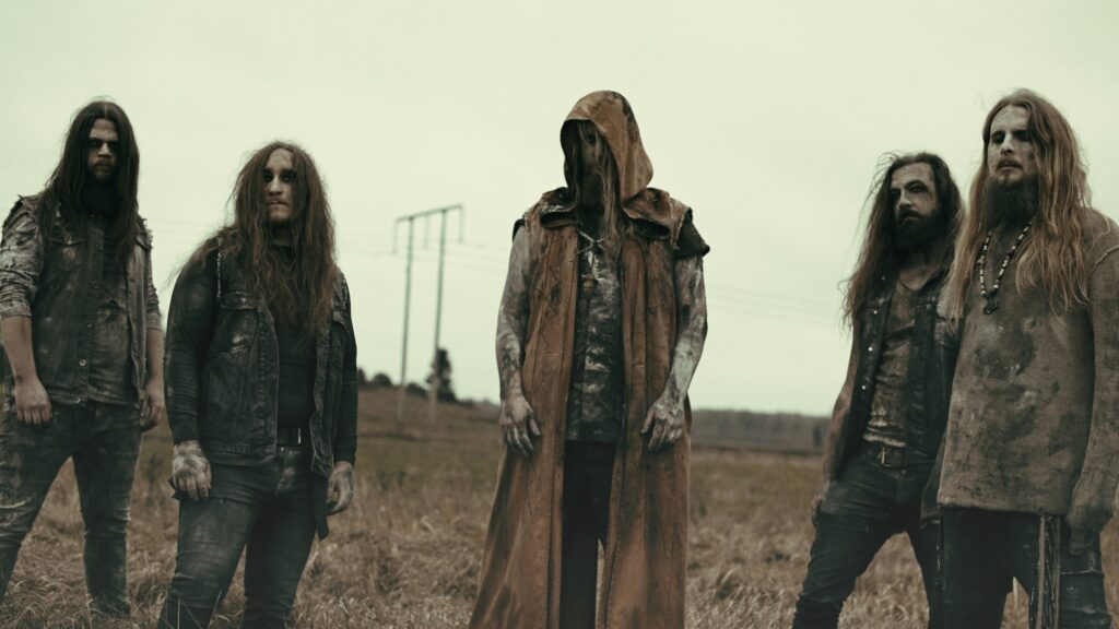 WORMWOOD interview. New album, 'Arkivet', out August 27, 2021.