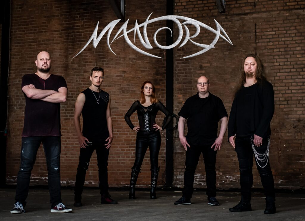 MANORA interview. Debut album, 'Brave The Storm' out now.